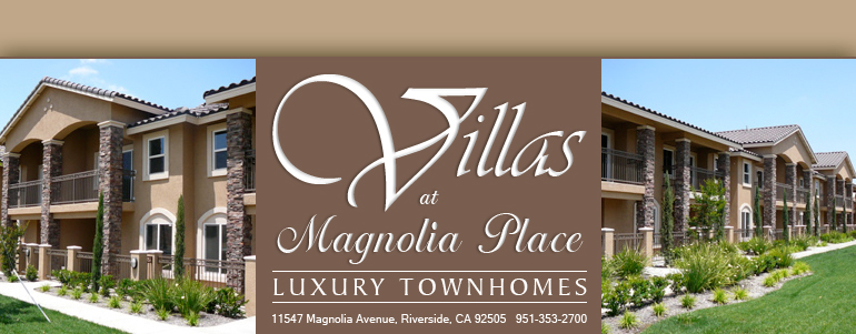 Villas at Magnolia Place - Luxury Townhomes